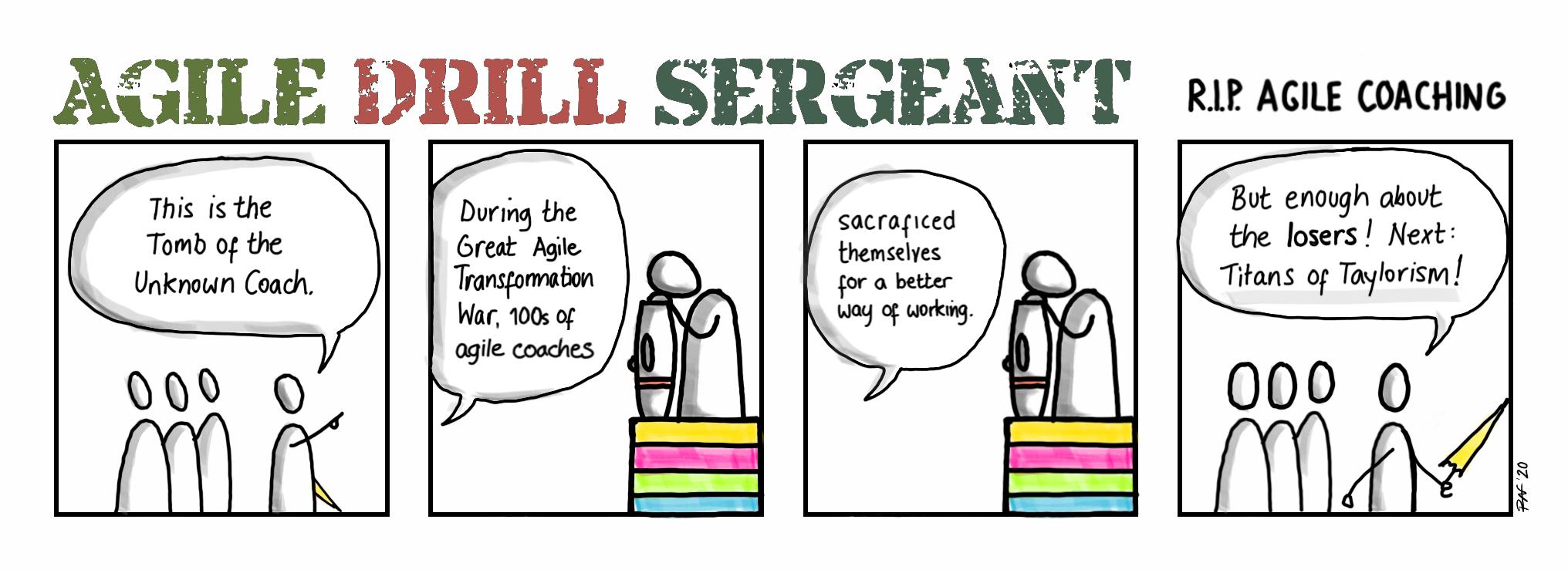 RIP Agile Coaching